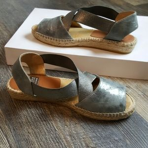 Kanna Orion Anthropologie Espadrille sandals